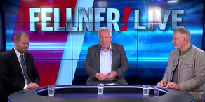Fellner! Live: Rudi Fußi vs. Ewald Stadler