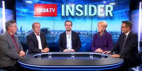 Die Insider – der spannende Polit-Talk