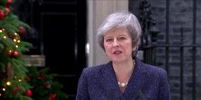 Brexit: May kämpft gegen Misstrauensvotum