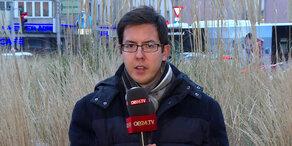 Kältewelle: Schnee und Eis in Österreich