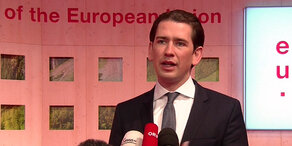 Kurz lädt zum Afrika-Europa-Forum