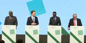 EU-Ratsvorsitz: Afrika-Forum in Wien
