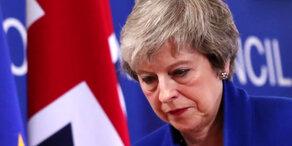 Historische Pleite: Parlament sagt