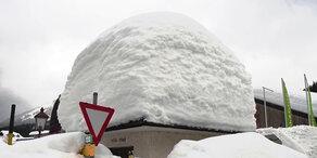 Wetterchaos: Jetzt kommt der Schnee im Süden
