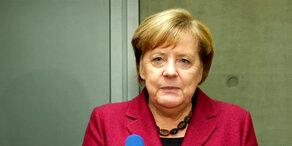 Merkel: Deutschland rüstet sich für Brexit