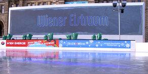 Eislaufen: Wiener Eistraum startet am Freitag