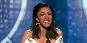 Grammy-Verleihung: Cardi B