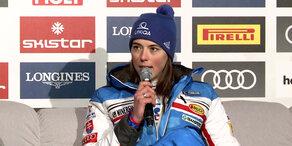 Ski-WM: Petra Vlhova holt RTL-Gold