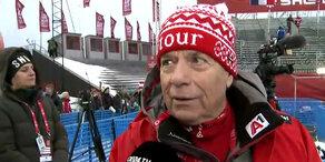 Ski-WM: Schröcksnadel im Interview