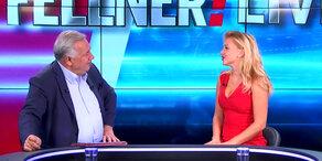 Fellner! Live: Dschungelkönigin Burdecki im Interview