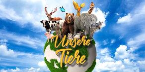Unsere Tiere – Das große Tierschutzmagazin