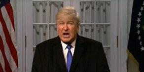 Trump ärgert sich über SNL-Parodie