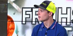 Motorsport-Senkrechtstarter Nico Gruber