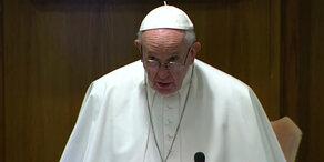 Kindesmissbrauch: Papst fordert Maßnahmen