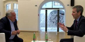 Fellner! Live: Finanzminister Löger im Interview