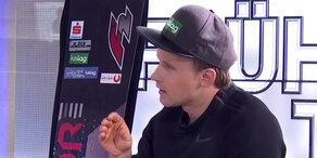 Frühstücks-Talk: Snowboard-Vizeweltmeister beendet Karriere