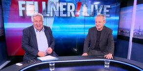 Fellner! Live: Peter Pilz über BVT und Koalition