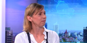 Österreicherin lehrt Deutsche das Schimpfen