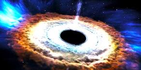 Schwarzes Loch: Weltsensation erwartet
