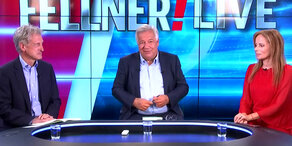 Fellner! Live: Die Insider Cap & Daniel
