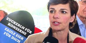 SPÖ-Aktionswochen: Verteilaktion mit Rendi-Wagner