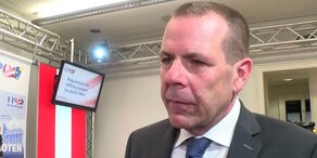 Skandal: Vilimsky-Statement zum