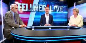 Fellner! Live: Die Insider zum EU-Duell Karas vs. Vilimsky