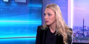 Philippa Strache gegen