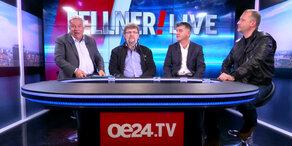 Fellner! Live: Mega-Taxi Demo legt Wien lahm