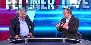Fellner! Live: Andreas Schieder zur EU-Wahl