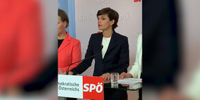 EU-Wahl: SPÖ sorgt sich um Frauenrechte