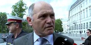 Regierungskrise: Sobotka im Interview