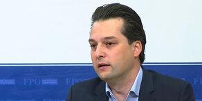 Wien: Dominik Nepp wird neuer FPÖ-Chef