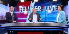 Fellner! Live: EU-Duell – Vilimsky vs. Edtstadler