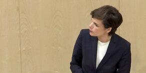 Misstrauensantrag: Rede von Rendi-Wagner