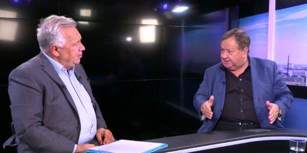 Fellner! Live: Gert Schmidt im Interview