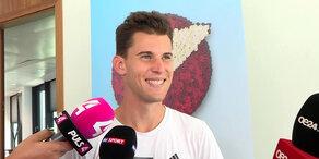Tennis: Superstar Thiem über seine Pläne