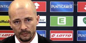 El Maestro wird neuer Sturm-Trainer