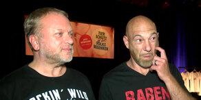 Rabenhof-Theater: Comedians kämpfen für TSVG