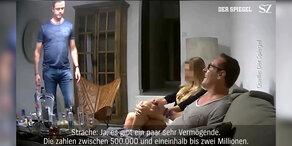 Ibiza-Skandal: Justiz ermittelt gegen Strache & Gudenus