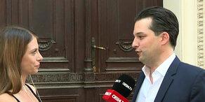 Fix: Strache nimmt EU-Mandat nicht an