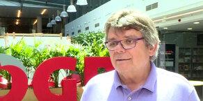 ÖGB-Präsident: Katzian fordert Hitzeschutz