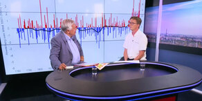 Fellner! Live: Experte erklärt Wetter-Wahnsinn
