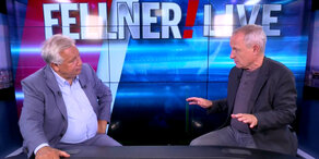 Fellner! Live: Peter Pilz im Interview