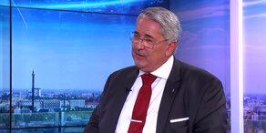 Ernst Nevrivy im Interview mit Wolfgang Fellner