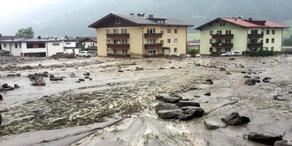 Nach Unwetter: Millionenschaden in Salzburg