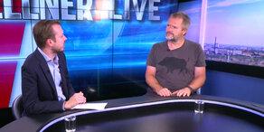 Fellner! Live: Tierschutzaktivist Balluch für Liste