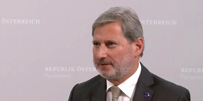 Nationalrat: Hahn als EU-Kommissar abgesegnet