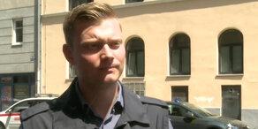 Interview mit Polizei-Sprecher Daniel Fürst