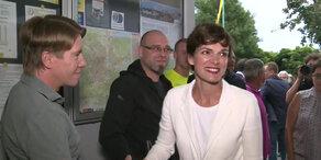 Rendi-Wagner auf Dialog-Tour in Kärnten